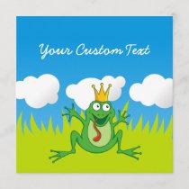 """Prince Frog 5.25"""" x 5.25"""""""