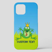 Prince Frog iPhone 12 Case