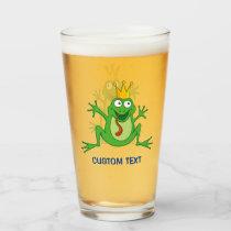 Prince Frog Glass