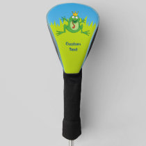 Prince Frog Golf Head Cover