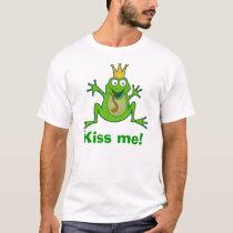 Prince frog, Kiss me! Basic T-Shirt