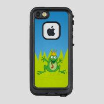 Prince frog LifeProof FRĒ iPhone SE/5/5s case