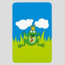 Prince Frog Magnet