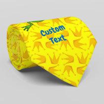 Prince Frog Neck Tie