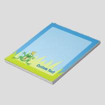 Prince Frog Notepad