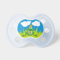 Prince Frog Pacifier