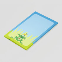 Prince Frog Post-it Notes