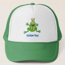 Prince Frog Trucker Hat