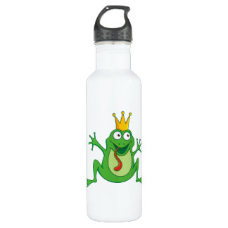 Prince Frog Water Bottle