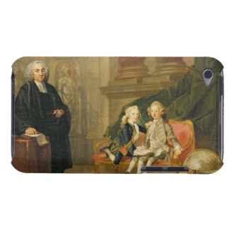 Prince George (1738-1820) and Prince Edward August iPod Touch Cover