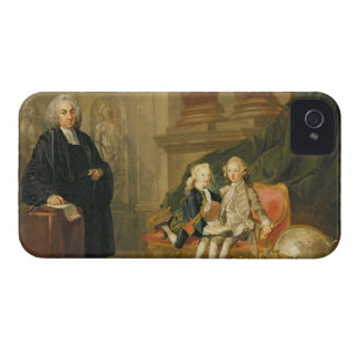 Prince George (1738-1820) and Prince Edward August iPhone 4 Cases