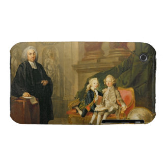 Prince George (1738-1820) and Prince Edward August iPhone 3 Case-Mate Cases