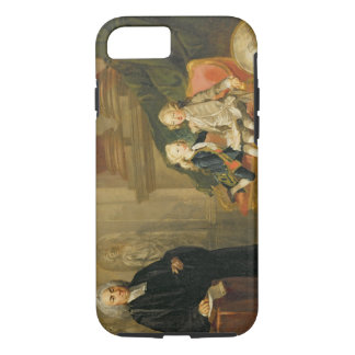 Prince George (1738-1820) and Prince Edward August iPhone 8/7 Case