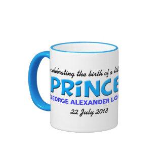 Prince George Alexander Louis Mug