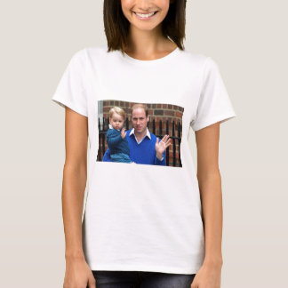 Prince George and Prince William T-Shirt