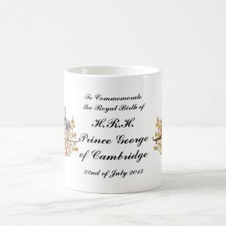 Prince George Australia mug