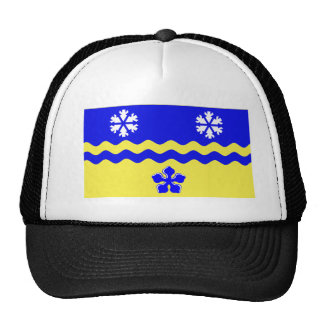 Prince George, Bc flag Trucker Hat
