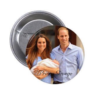 Prince George Buttons