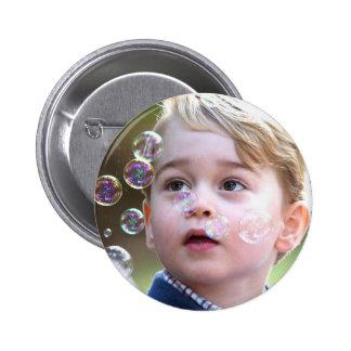 Prince George of Cambridge Button