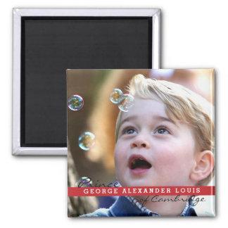 Prince George of Cambridge Magnet
