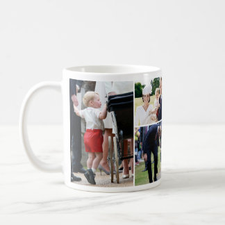Prince George - Princess Charlotte - William Kate Coffee Mug