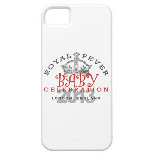 Prince George - Royal Celebration iPhone 5 Covers