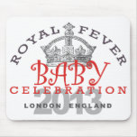 Prince George - Royal Celebration Mousepads