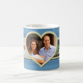 Prince George Royal Family Coffee Mug