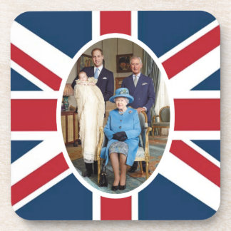 Prince George - William & Kate Coaster