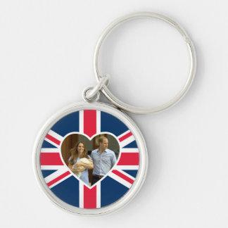 Prince George - William & Kate Keychains