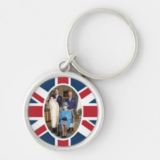 Prince George - William & Kate Keychain