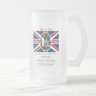 Prince George - William & Kate Mugs