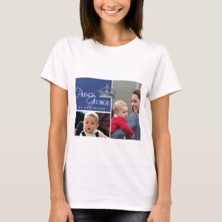 Prince George - William & Kate T-Shirt