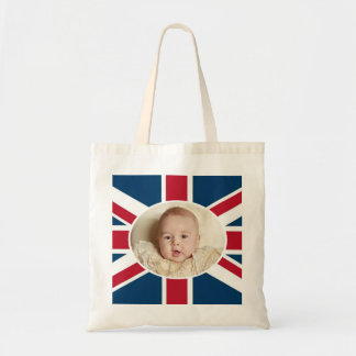 Prince George - William & Kate Tote Bag
