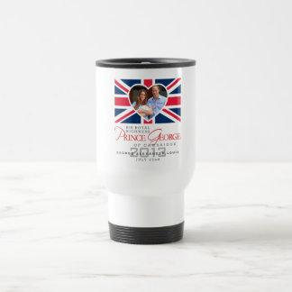 Prince George - William & Kate Travel Mug