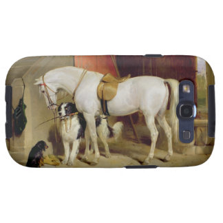 Prince George's Favourites (oil on canvas) Galaxy S3 Cases