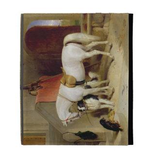 Prince George's Favourites (oil on canvas) iPad Folio Cover