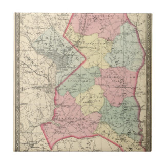 Prince George's Small Square Tile