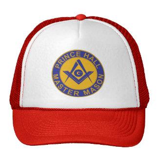 Prince Hall Master Mason Trucker Hat