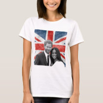 Prince Harry and Meghan Markle T-Shirt