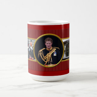 Prince Harry Coffee Mug
