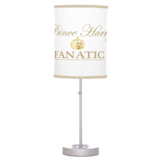 Prince Harry Fanatic Desk Lamp