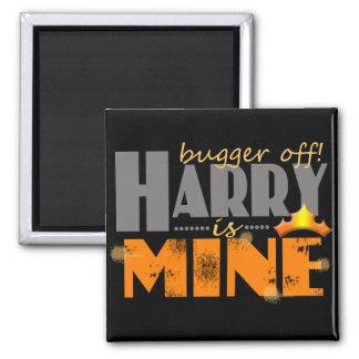 Prince Harry is Mine Magnet