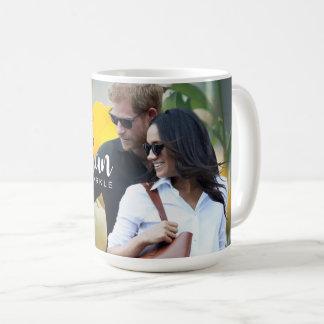 Prince Harry & Meghan Markle Coffee Mug