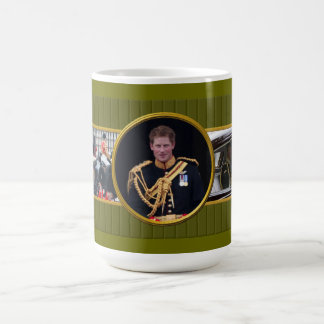 Prince Harry Classic White Coffee Mug