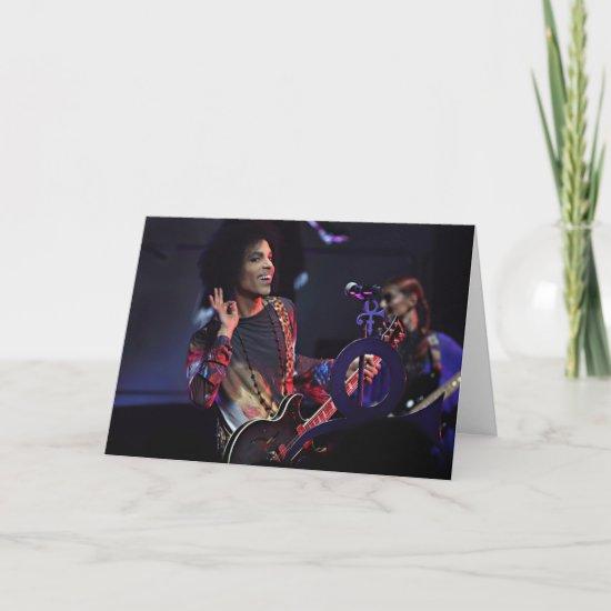 Prince | HitnRun Tour | Toronto, Canada Card