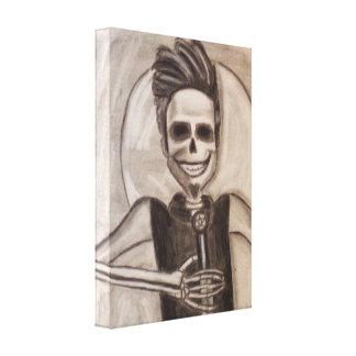 Prince Horrid- Canvas Print