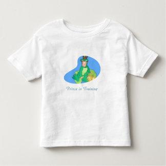 Prince in training toddler t-shirt