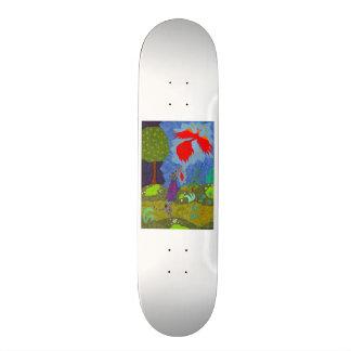 Prince Ivan & the Firebird Skateboard Deck