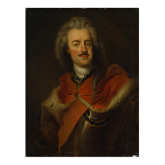 Prince Leopold of Dessau Postcard